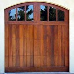 San Rafael garage door picture