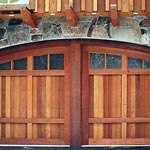 Tahoe garage door picture